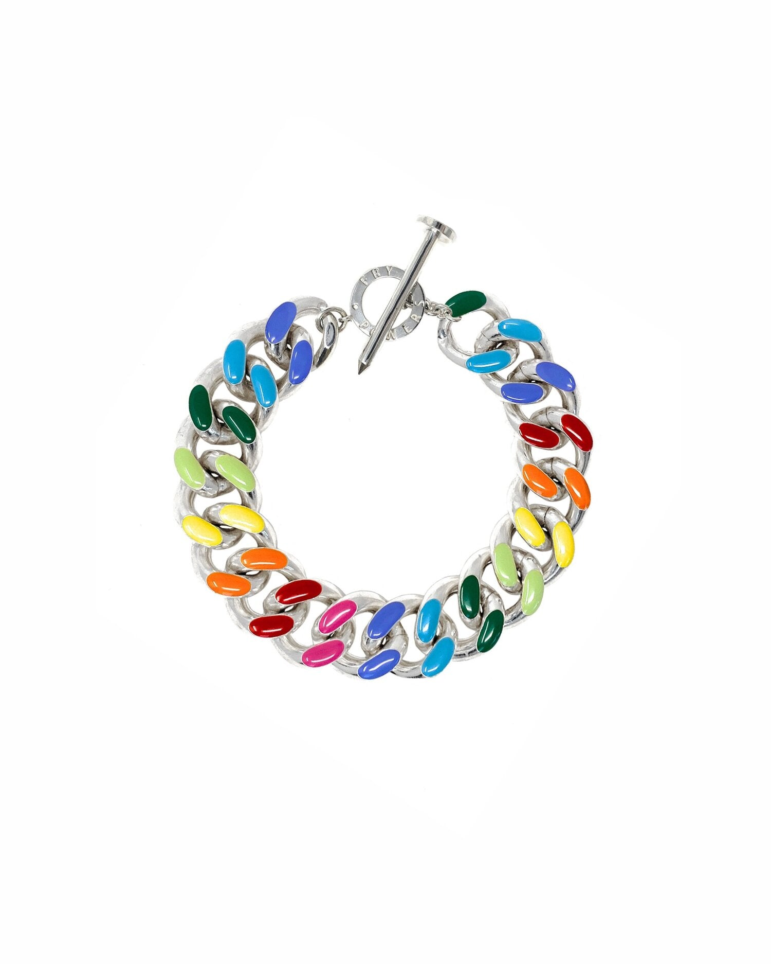 Fry Powers Unicorn Chunky Chain Bracelet