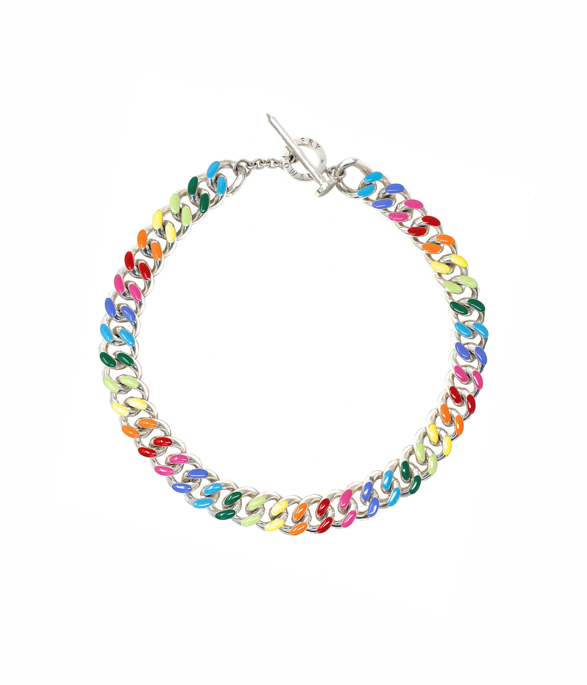 Fry Powers Unicorn Chunky Chain Necklace