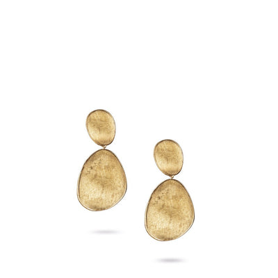 Marco Bicego Lunaria Large Double Drop Earrings