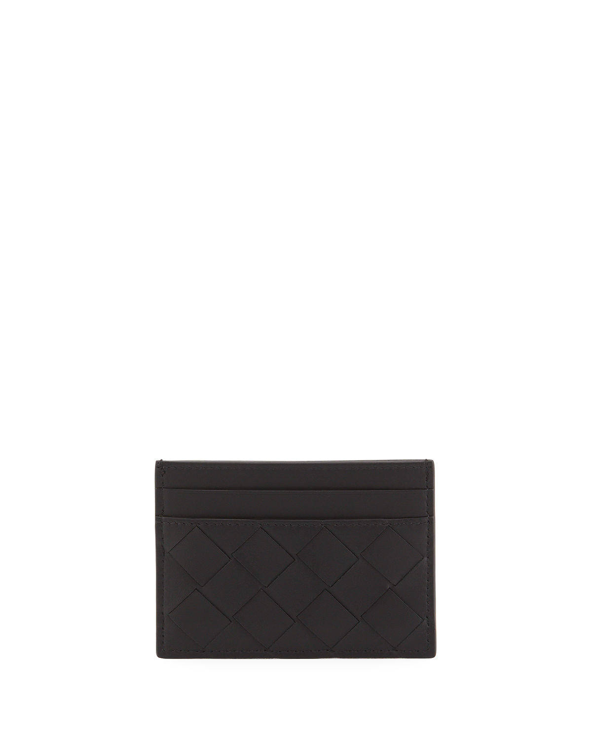 Bottega Veneta Woven Card Case