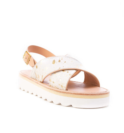 Sanchita Platform Sandal