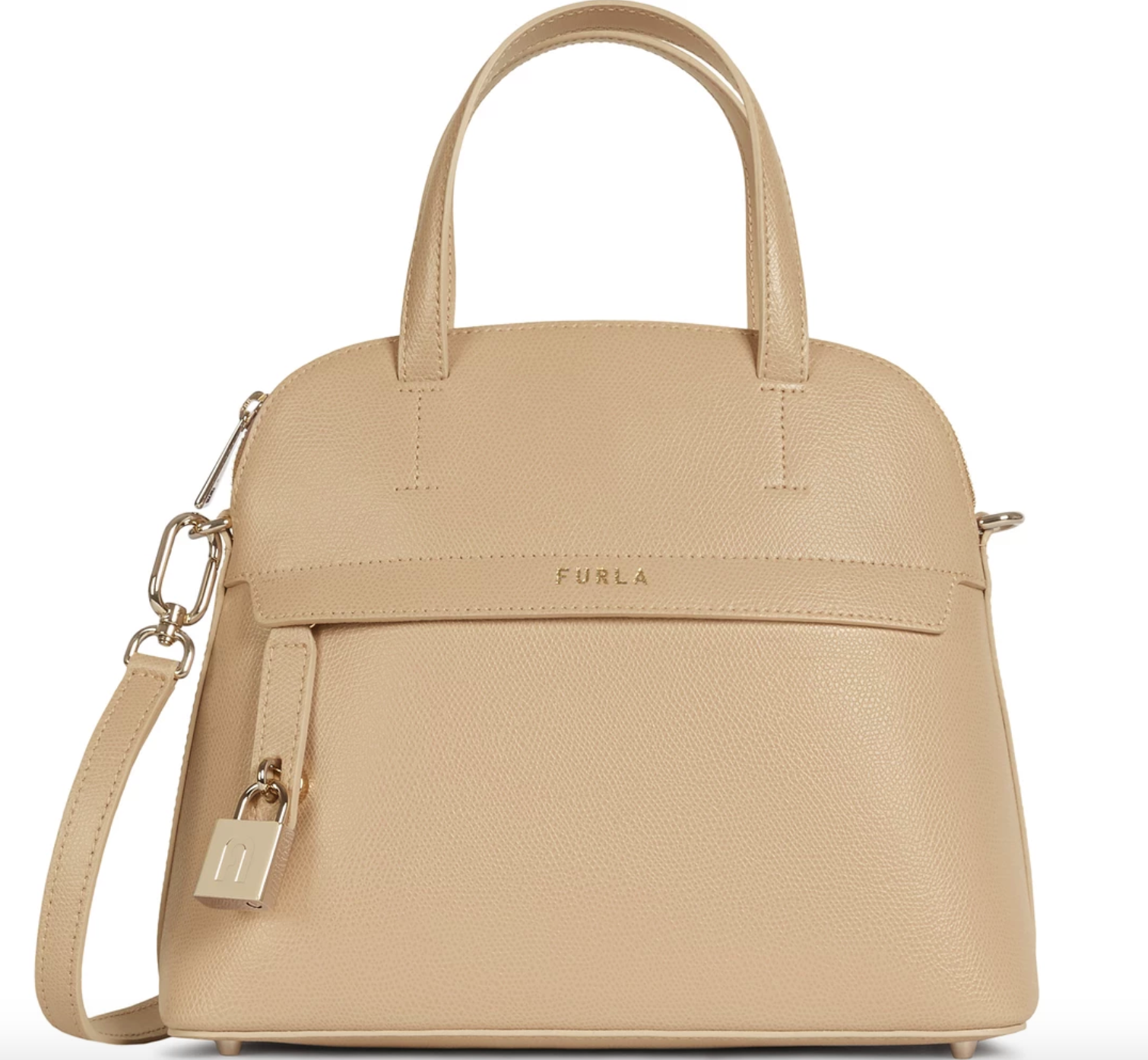 Furla Small Piper Dome Satchel