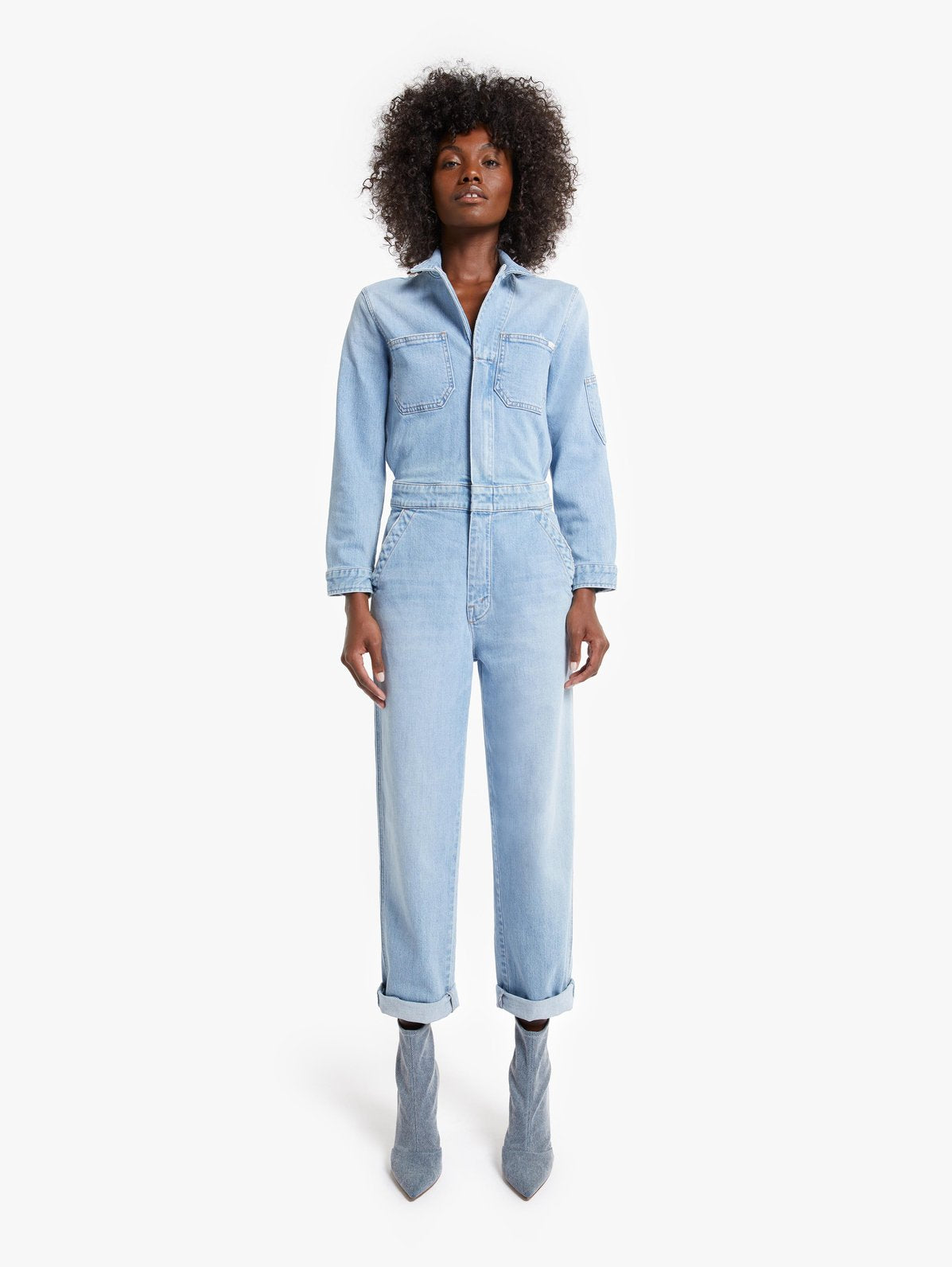 Mother Half Springy Ankle Boilersuit
