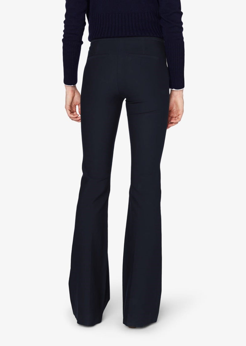 10 Crosby Flare Trouser