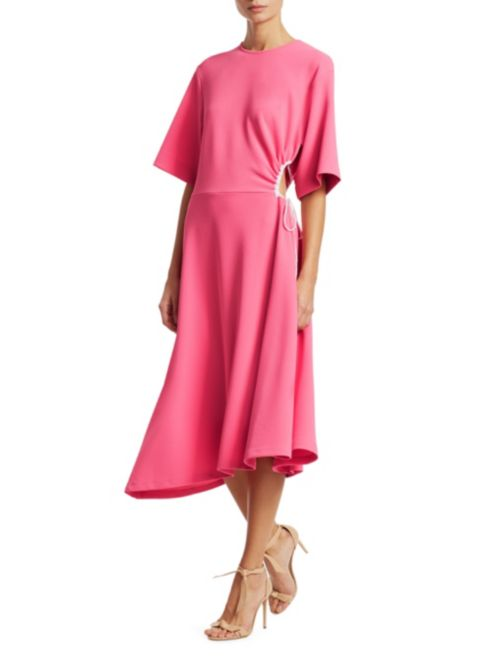 See By Chloe Sideknot Dress