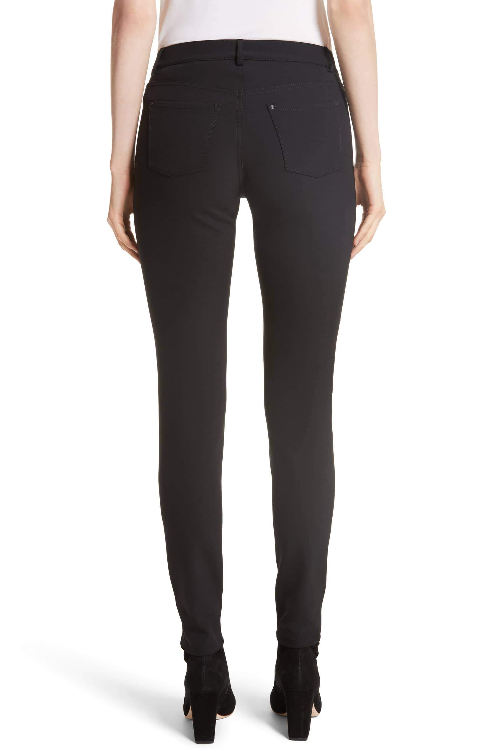 Lafayette 148 Mercer Stretch Skinny Pants