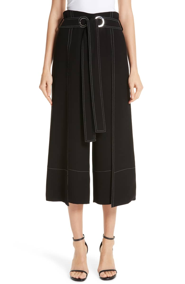 Yigal Azrouel Wrapped Front Pant