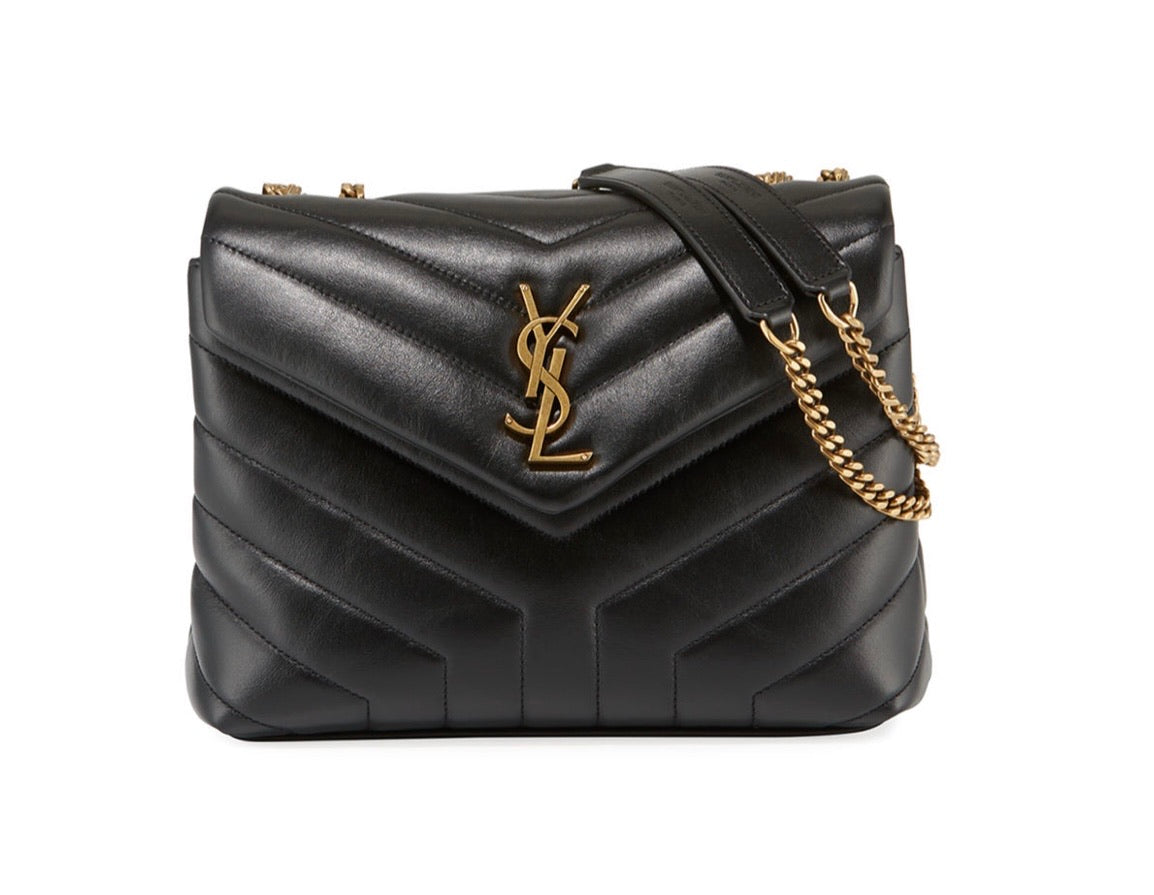 Saint Laurent LouLou Medium Shoulder Bag