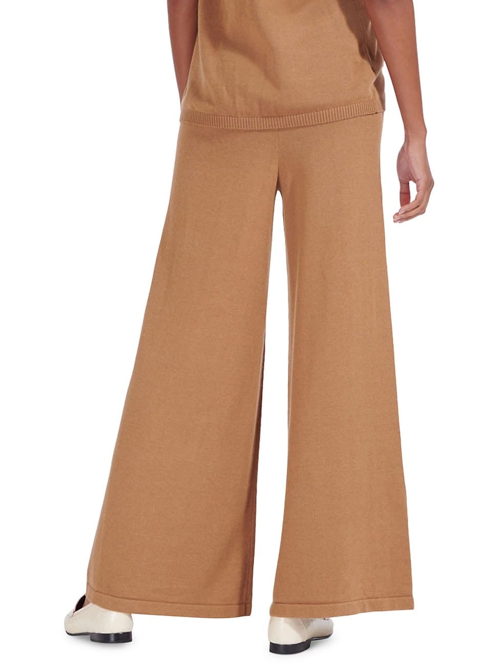 Staud Mitchell Knit Trousers