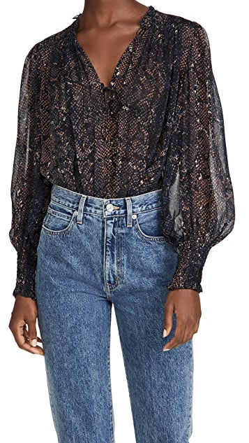 Ulla Johnson Anita Blouse