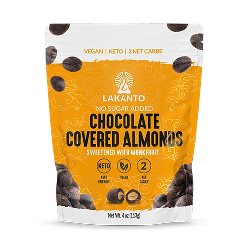 Chocolate Covered Almonds (Case of 8)