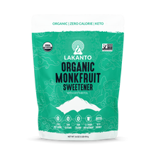 Load image into Gallery viewer, NEW - Organic Classic Monk Fruit Sugar Replacement 1:1 - 1 LB (Case of 8)