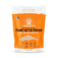 Load image into Gallery viewer, Peanut Butter Powder (Case of 8)