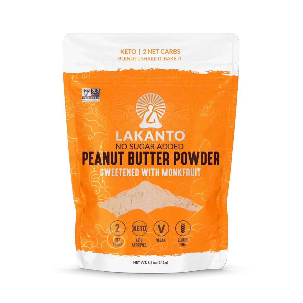 Peanut Butter Powder (Case of 8)