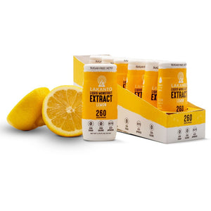 Liquid Monkfruit Extract - Lemon - Display of 6