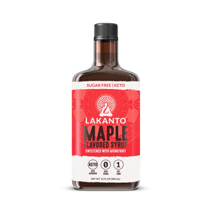 Maple Flavored Syrup - 13 FL OZ (Case of 8)