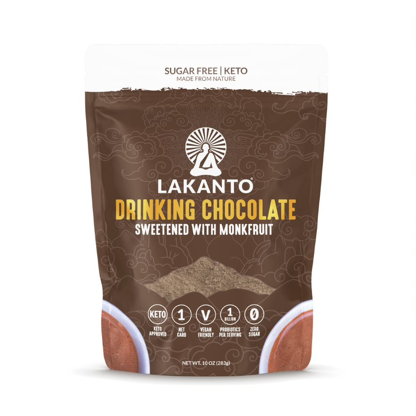Drinking Chocolate - 10 OZ (Case of 8)