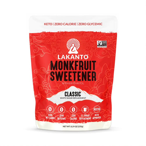 Classic Monk Fruit 1:1 Sugar Replacement - 235 G (Case of 8)