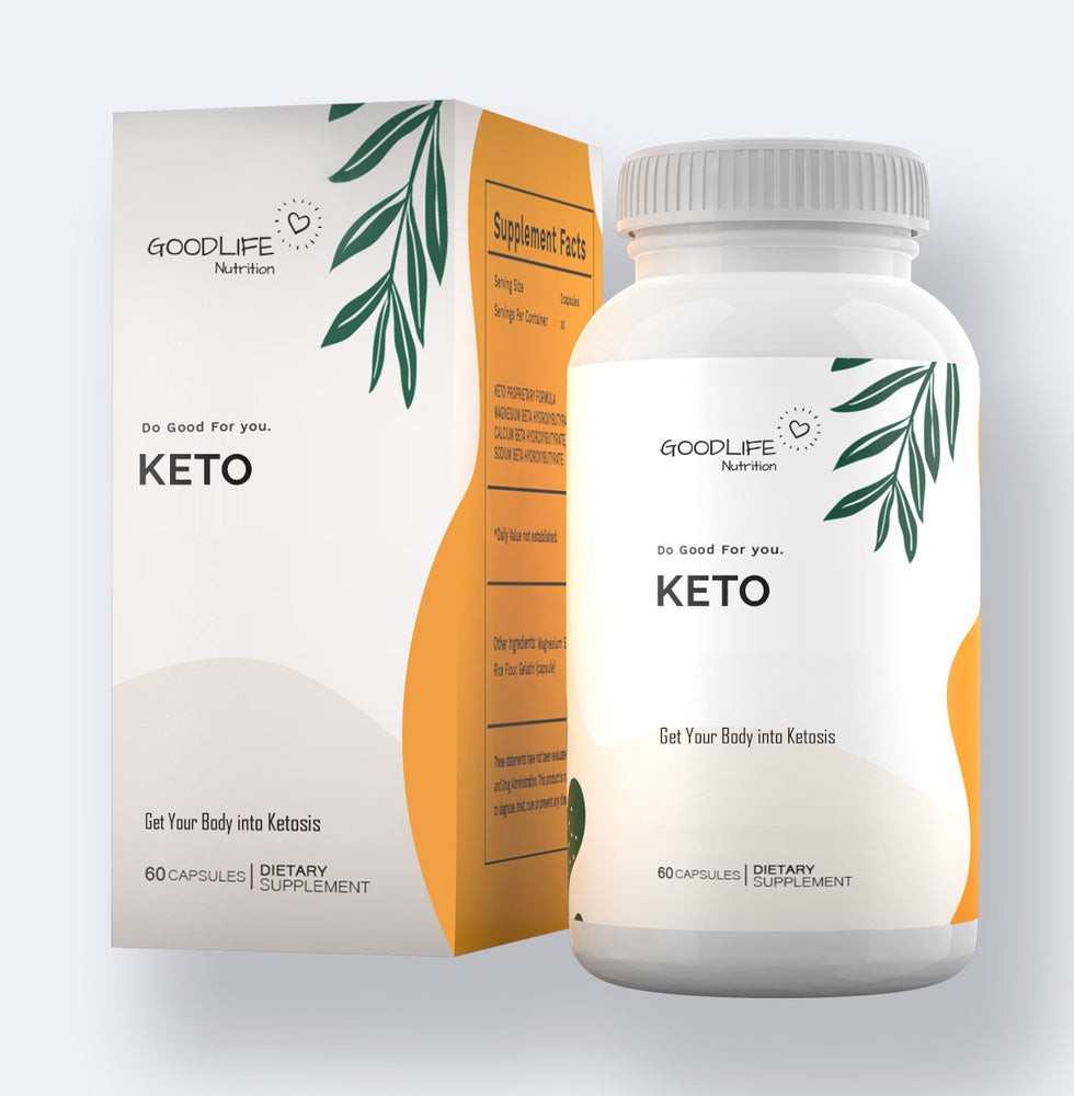 Goodlife Nutrition Keto