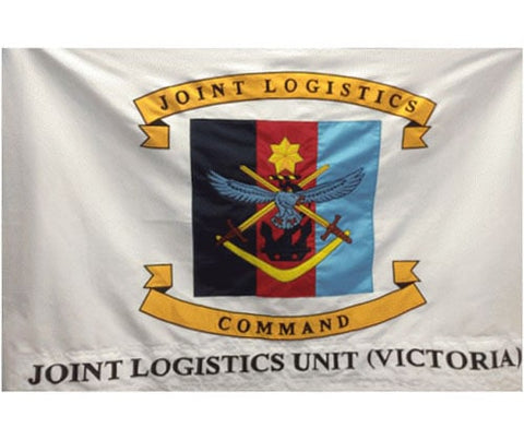 Logistics Unit Custom Flag