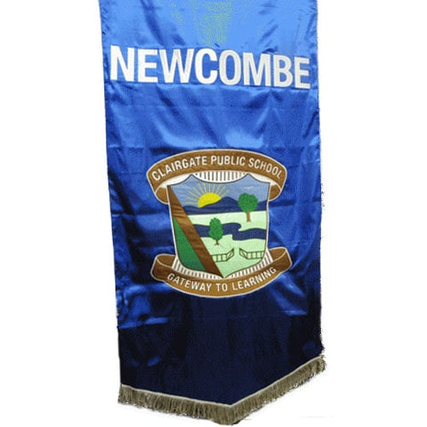 Newcombe School Banner