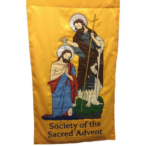 Sacred Advent School Banner