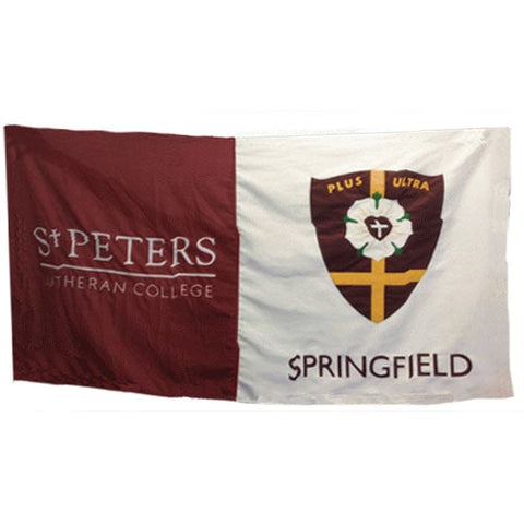 St Peters Custom Banner
