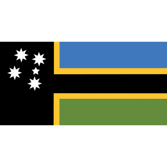 South Sea Island Flag