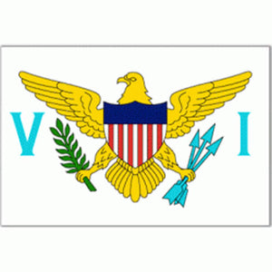 United States Virgin Islands Flag