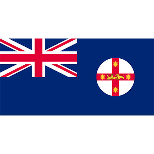 NSW Flag - New South Wales Flag