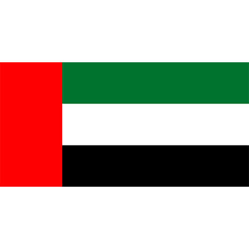 United Arab Emirates Flag (UAE)
