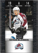 Tim Horton's Upperdeck Hockey Insert: Game Day Action: HGD-14 Nathan MacKinnon - Busy Bee Emporium