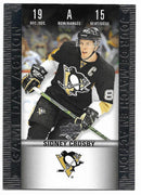 Tim Horton's Upperdeck Hockey Insert: Game Day Action: HGD-15 Sidney Crosby - Busy Bee Emporium