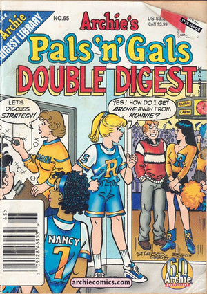 Archie's Pals 'n' Gals Double Digest #65 - Busy Bee Emporium