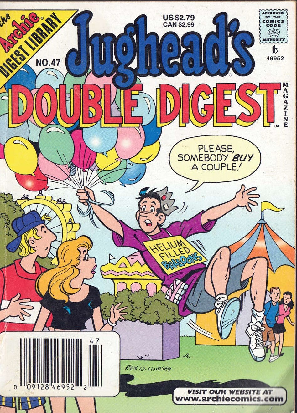 Jughead Double Digest # 47 - Busy Bee Emporium