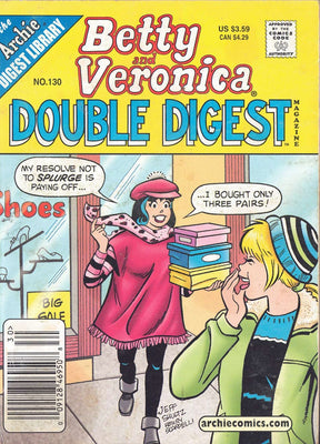 Betty and Veronica Double Digest # 130 - Busy Bee Emporium