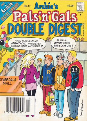 Pals & Gals Double Digest #17 - Busy Bee Emporium
