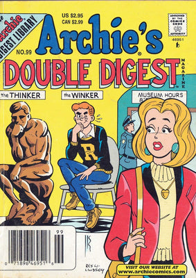 Archie's Double Digest #99 - Busy Bee Emporium