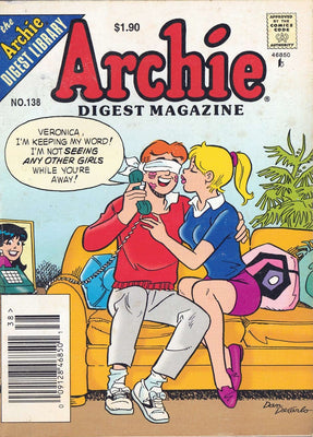 Archie Digest Magazine #138 (Jan,1996) - Busy Bee Emporium
