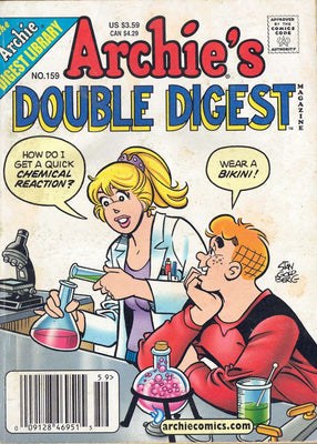 Archie's Double Digest #159