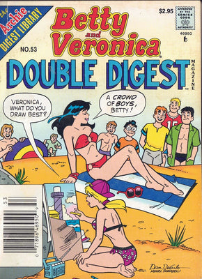 Betty and Veronica Double Digest #53 - Busy Bee Emporium