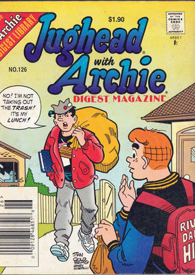 Jughead with Archie #126