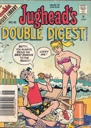 Jughead's Double Digest #46 - Busy Bee Emporium