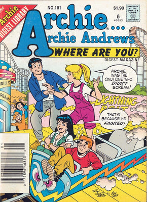 Archie Andrews, where are you? #101 - Busy Bee Emporium
