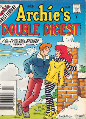 Archie's Double Digest #84 - Busy Bee Emporium