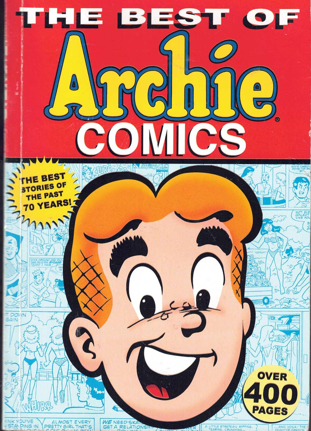 The Best of Archie Comics by Archie Superstars - Busy Bee Emporium