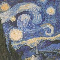 VINCENT VAN GOGH : The Starry Night painted in 1889 - Busy Bee Emporium