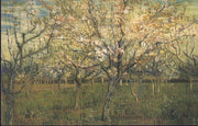 VINCENT VAN GOGH Postcard: Orchard 🖼 Painted in 1888 🖼 - Busy Bee Emporium