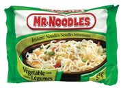 MR NOODLES - INSTANT NOODLES - VEGETABLE 85g