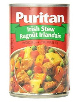 PURITAN - IRISH STEW - 410 G